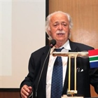 Greek-South African human rights lawyer George Bizos dies at 92