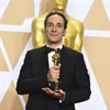 Greek-French Alexandre Desplat Wins His 2nd Oscar, Thanks His Greek Mother